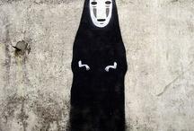 Street Art / Street art, Graffiti, Collage, Peinture, Stencil, Tag