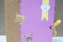 Farfalla Artesanías en papel / mis creaciones