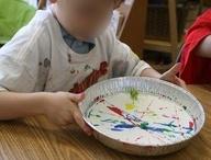 Preschool artists