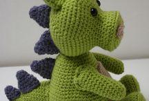 free Dino pattern