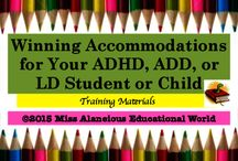 ADHD Learning Strategies