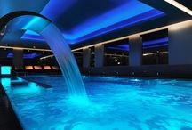 POOL SPA / Wonderful pools for #Spa and #WellnessCenter! Choose the best!