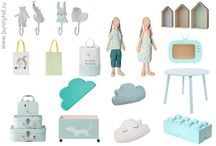 BunnyHill  color collage / We want to show how you can make fresh interior use some color accent Brands #bloomingville #maileg #lego #up! warsaw #sebra #kgdesign http://www.bunnyhill.ru/shop