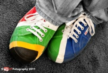 South African Flag Stuff