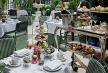 where to go for Afternoon Tea?
