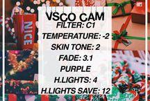 Vsco filter free winter