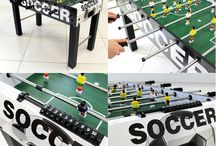 Soccer Football Game Sporting Wood Table Home Play Kids Children Christmas Gift