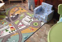 In miniatura / Cameretta montessoriana ed elementi per applicare il metodo Montessori