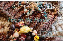 LAURITA'S CREATIONS / My art, knitting,painting,graphics, etc.... / by Laurita Zontek