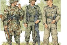 camouflages & uniforms