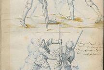 Fencing manuals and HEMA