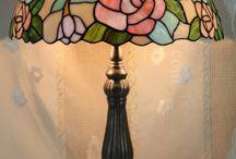 Tiffany glass art