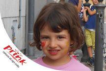 Truccabimbi Prink / Ecco le foto che abbiamo scattato durante la festa di Sant'Aurelia...ringraziamo tutti coloro che sono passati a trovarci...e soprattutto tutti i bambini, i veri protagonisti della giornata!