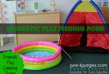 Resources and ideas for play based learning