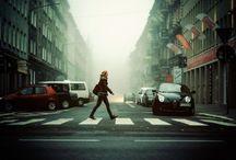 Street Photography (Modern)