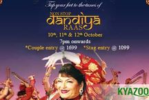 KyaZoonga.com: Buy tickets for Dandiya Raas at Kingdom of Dreams