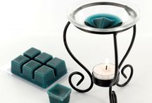 DIY scented wax & candles