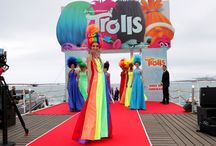 """Couture Trolls / Cannes 2016 """"Trolls the Movie"""" official photocall"""