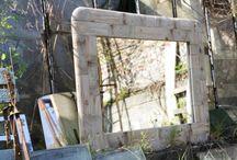 Eco Mirrors | Decorative Mirrors / Recycled mirrors