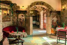 Restauracja w Manor House / Nasza odnowiona, przytulna restauracja