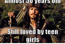 Johny Depp...
