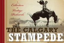 The Calgary Stampede! / By 1912 the large-scale cowboy ranches of the Old West had been disappearing for years and the Calgary Stampede — along with other exhibitions, like Buffalo Bill's Wild West Show — was set-up to commemorate a fading way of life for younger generations and for those who still remembered the mythic era. The Canadian Northwest shared in that grand tradition, and the time was right for a great Canadian cowboy showcase.
