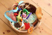 Treasure baskets  / by Katie Mcloughlin