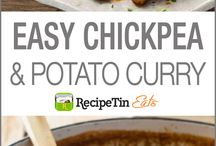 Chic pea meals/redbox
