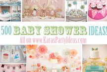 Baby Shower / by Jacqueline Lewis