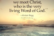 God's Word is Truth / The Bible...the Word of God / by Deborah Browning