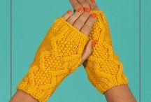Knit Patterns- Gloves, Mitts, etc.