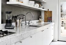 Kitchens with Handles