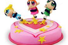 Cakes for girls. Torturi pentru fetite