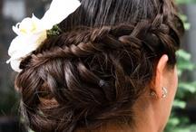 wedding - hair & make up etc