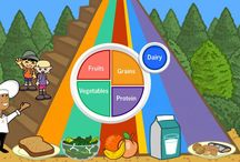 Food / To learn food through Multiple Intellengences.