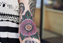 Tattoos / by Keleigh Crouthers