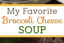 Soups I Like! / Delicious Soups
