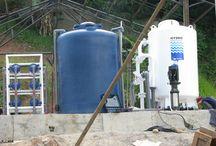 Pemasangan Filter Air Industri / Contoh Pemasangan Filter Air Industri