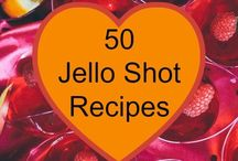 Jell-O shot recipes
