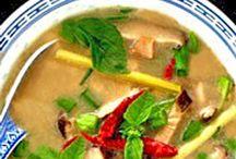 Soup / Asian