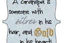 GRANDPA, THE BEST !!!! / .