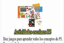 Juegos educativos y juguetes 7 2014 / Para los peques de la casa