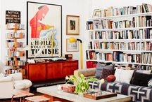 Eclectic living rooms