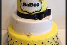 Baby shower cakes?