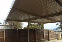 Carport Design Melbourne / Best service in Carport designs by the Modern solutions.