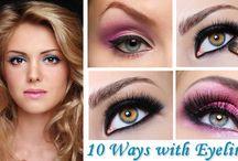 Makeup / Makeup Ideas, Eye Makeup Tutorials, Mineral Makeup, Face Makeup etc.