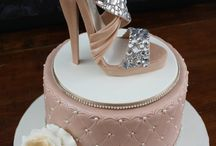 cakes with shoes