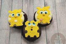 Cupcakes for children/ Детские капкейки