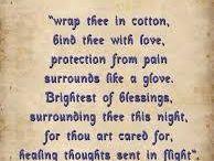 Healing spell chant