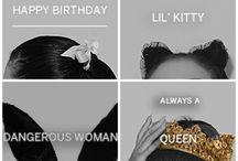 Ariana Grande♋